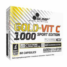 Gold-Vitamin C 1000 Sport Edition (60 caps)