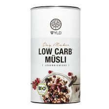 Low Carb* Müsli Johannisbeere (350g) - MHD 24.04.2019