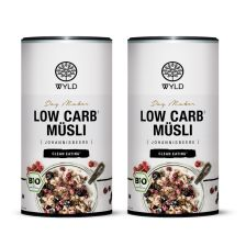"2 x Bio Low Carb* Müsli Johannisbeere ""Day Maker"" (350g)"