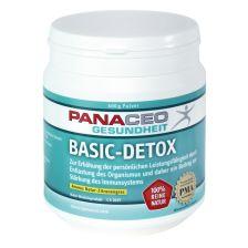 Basic-Detox Pulver mit natürlichem Zitronengras-Aroma (400g)