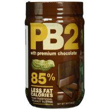 PB2 Erdnussbutter in Pulverform (454g)