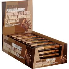 Big Bite - 24x45g - Almond/Vanilla/Brownie