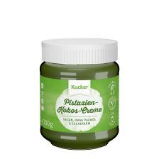 Pistachio-Coconut-Spread met Xylit zonder palmolie (200g)