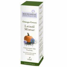 Omega Green Leinölmixtur bio (100ml)