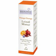 Omega Orange Leinölmixtur bio (100ml)