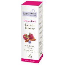 Omega Pink Leinölmixtur bio (100ml)