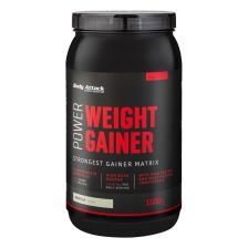 Power Weight-Gainer - 1500g - Vanilla