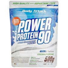 Power Protein 90 - 500g - Coconut Cream