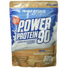 Power Protein 90 - 500g - Hazelnut Cream