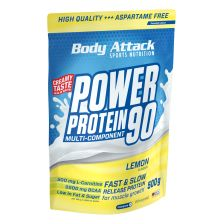 Power Protein 90 - 500g - Lemon Curd Cream