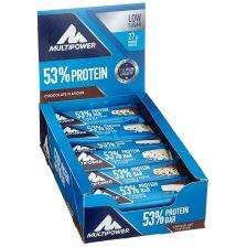 53% Protein Bar - 24x50g - Mixed Box