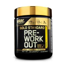 Gold Standard Pre-Work Out - 330g - Ananas MHD 28.02.2018