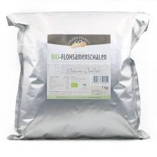 Indische Bio Premium Flohsamenschalen 99% (1000g)