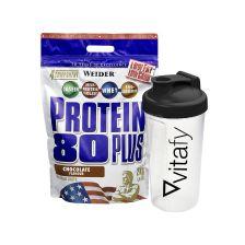 Protein 80 Plus (2000g) + GRATIS Vitafy Shaker (600ml)