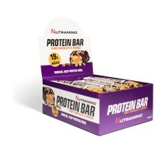 Proteinbar - 12x64g - Crispy Dark Chocolate & Orange - MHD 28.02.2019