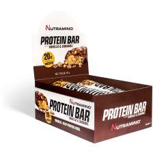 Proteinbar - 12x64g - Crispy Vanilla & Caramel - MHD 30.04.2019