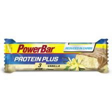 Protein Plus Reduced in Carbs Riegel - 30x35g - Vanilla - MHD 31.10.2018