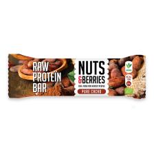 Raw Protein Bar Bio (15x35g)