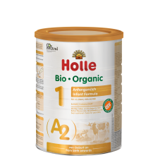 A2 Bio-Anfangsmilch 1, von Geburt an (800g)