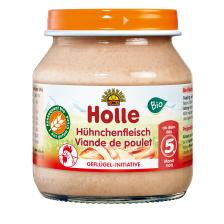 Bio Hühnchenfleisch, ab dem 5. Monat (125g)