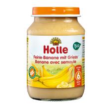 Bio Feine Banane mit Griess, ab dem 6. Monat (190g)