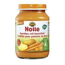 Demeter Karotten mit Kartoffeln, ab dem 5. Monat (190g)