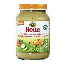 Demeter Kartoffeln mit Erbsen & Zucchini, ab dem 6. Monat (190g)