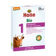 Bio-Anfangsmilch 1, von Geburt an, Portionsbeutel (3x20g)