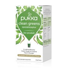 Clean Greens Pulver Bio (112g)