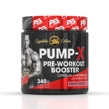 Pump-X Pre-Workout Booster Signature by Michal Krizanek (340g)
