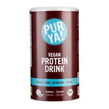 Vegan Protein Drink - Kakao-Carob (550g)