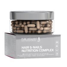 Hair & Nails Nutrition Complex (90 Kapseln)