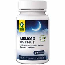 Melisse Baldrian bio (60 capsules)