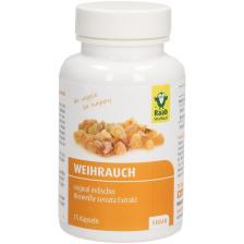 Weihrauch - Boswellia serrata Extrakt (75 Kapseln)