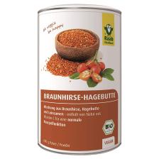 Bio Braunhirse-Hagebutte (600g)