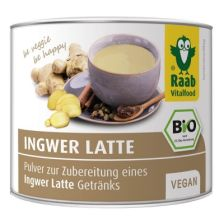 Bio Ginger Latte (70g)