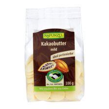 Cocoa butter mild Bio (100g)