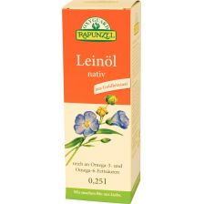 Leinöl nativ bio (250ml)