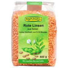 Rote Linsen bio (500g)
