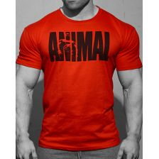 Animal Iconic Shirt Red