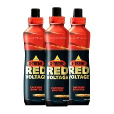 3 x X-TREME Red Voltage Drink (3x500ml)