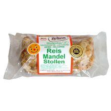 Reis-Mandelstollen bio (250g)