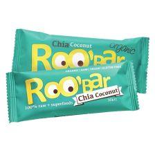 Rohkostriegel mit Superfoods bio - 20x30g - Chia-Kokos