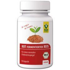 Rot fermentierter Reis bio (90 Kapseln)