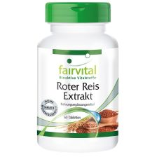 Roter Reis Extrakt (60 Tabletten)