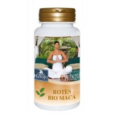 Rotes Bio MACA Premium 500 mg (180 Tabletten)
