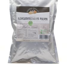 Indische Flohsamenschalen Pulver 95% gemahlen (1000g)