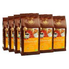 6 x Bio Schoncafé gemahlen (6x250g)