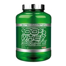 100% Whey Isolate - 2000g - Cherry