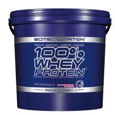100% Whey Protein Pulver (5000g)